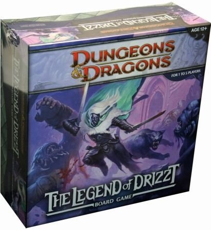 DUNGEONS & DRAGONS: THE LEGEND OF DRIZZIT