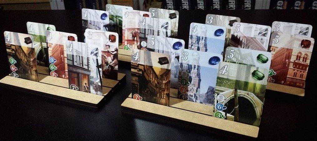 KIT CARD BOARD (4 UNIDADES)