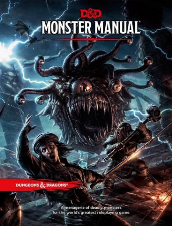 D&D NEXT MONSTER MANUAL