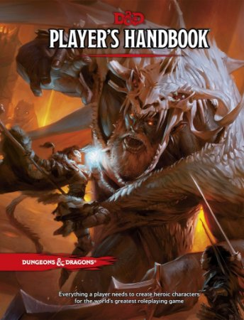 D&D NEXT PLAYERS HANDBOOK