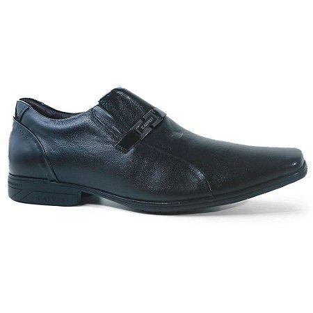 Sapato Calvest 2200B798 Manchester Preto Verniz Detalhe