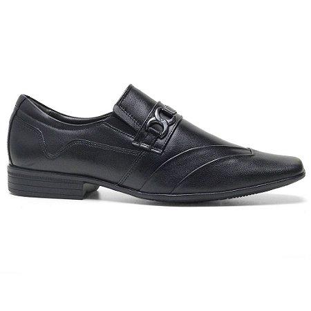 Sapato Calvest 3030C217 Social Masculino Preto
