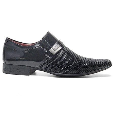 Sapato Calvest 2250C187 Social Masculino Preto