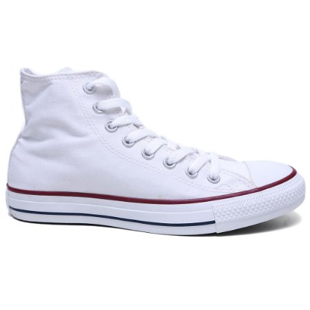 Tênis Converse All Star Unissex CT112 Seasonal Cano Alto Casual Branco