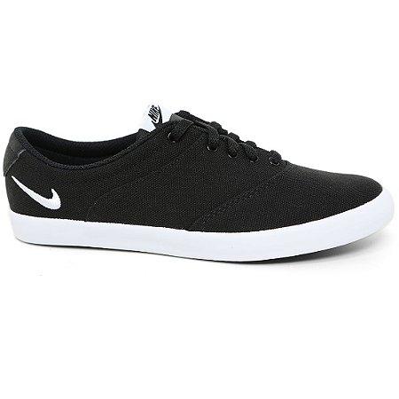 Tênis Nike Mini Sneaker Lace CNVS 724747 Black White