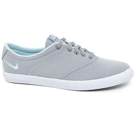 Tênis Nike Mini Sneaker Lace CNVS 724747 Wolf Grey Blue