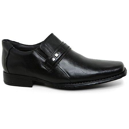 Sapato Calvest 1700B605 Social Masculino Preto