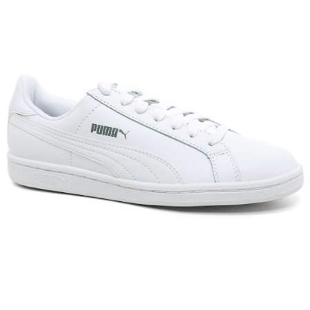 Tênis Puma Smash L 356722 Casual White