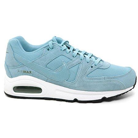 Tênis Nike Air Max Command 397690 Masculino Blue White