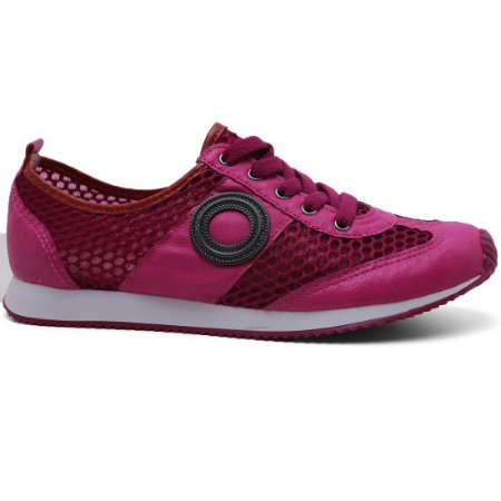 Tênis Moleca 5612.100 Feminino Violeta Pink