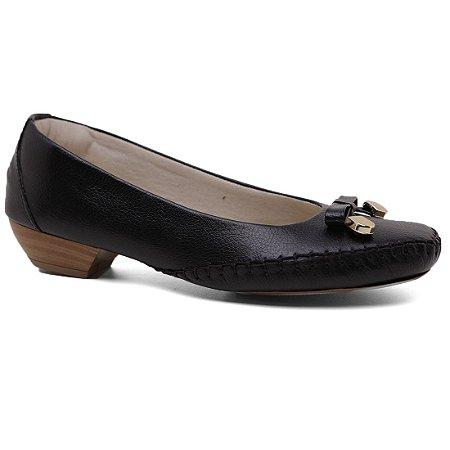 Sapato Di Firenze 1843 Casual Confort Salto Baixo