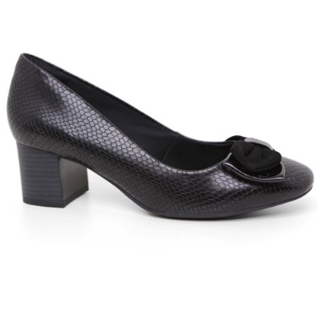 Sapato Scarpin Ramarim 1797202 Laço