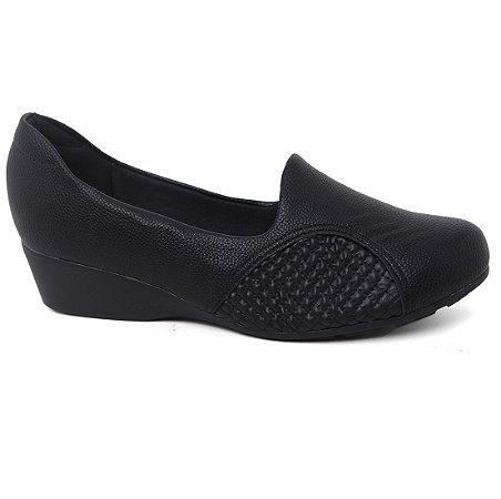 Sapato Modare 7014.129 Casual Feminino Anabela