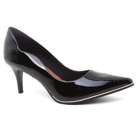 Sapato Scarpin Bebecê 7020-111 Feminino Verniz