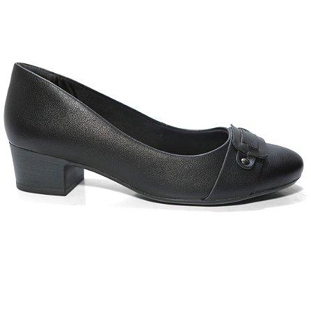 Sapato Comfortflex 18-86304 Feminino Scarpin