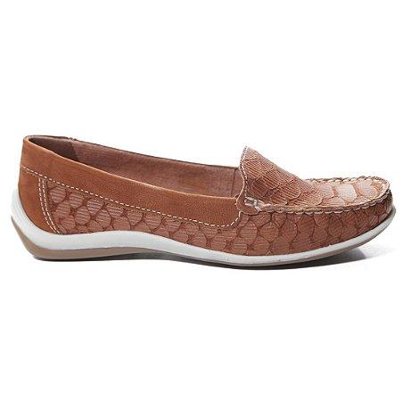 Sapato Bottero 289702 Couro Mocassim