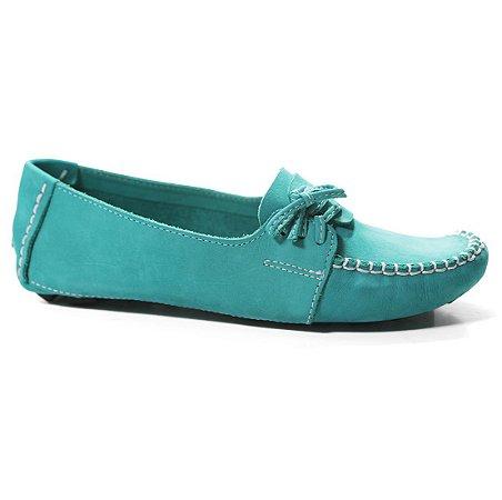 Sapato Andacco 2302 Couro Mocassim