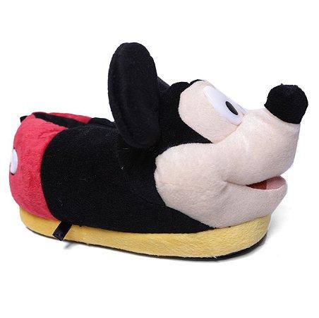 399e4d74e Pantufa 3D Mickey Ricsen - Calçados Femininos, Calçados Masculinos ...