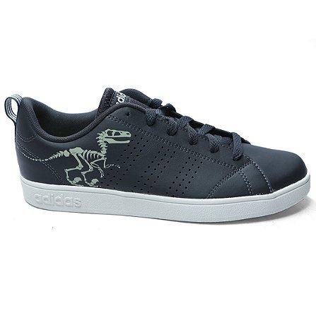 241b27672 Tênis Adidas Infantil Vs Advantage Clean K B75740 - Calçados ...