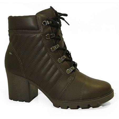 452d6d7f50 Bota Coturno Dakota G0723 - Calçados Femininos