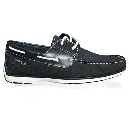 Sapato Mocassim Pegada 141004
