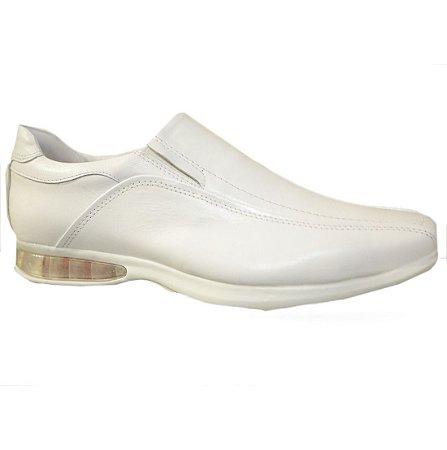 Sapato Masculino Calvest Supertech 3840D245 Amortecedor