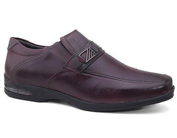 Sapato Calvest 2020B685 Masculino Pinhão