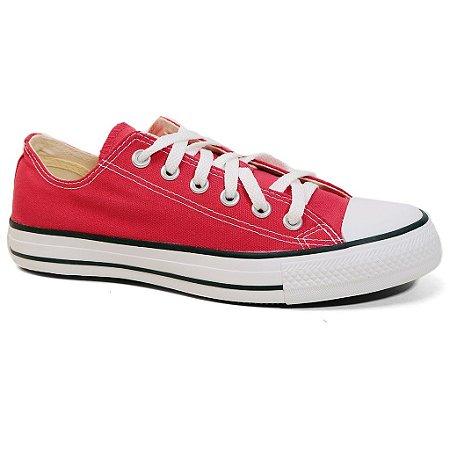 Tênis Converse All Star Unissex CT114 Seasonal Vermelho