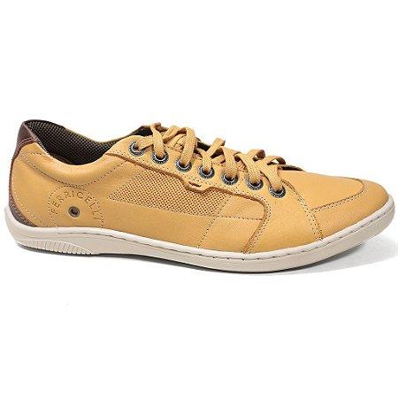 Sapatênis Ferricelli CA 46010 Amarelo