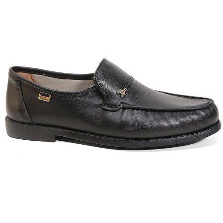 Sapato Tertuliano Mocassim 1100 Masculino Preto