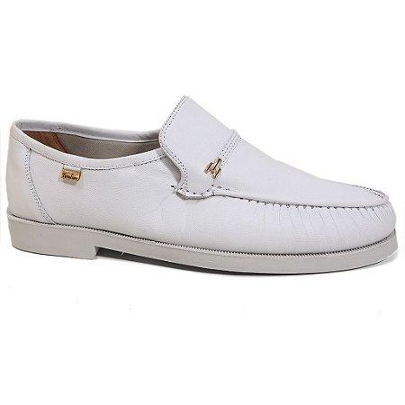 Sapato Tertuliano Mocassim 1100 Masculino Branco