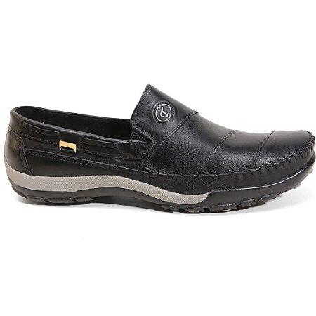 Sapato Tertuliano Mocassim 077 Masculino Preto