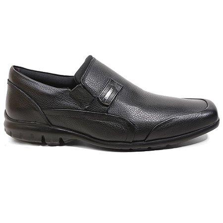 Sapato Calvest Social 2220B808 Floater 360º Masculino Preto