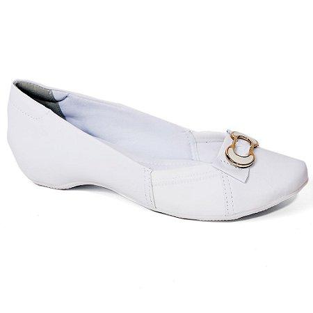 Sapatilha Comfortflex 16-94301 Feminina Branco