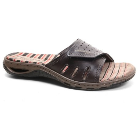 Chinelo Pegada 31616 Masculina Brown