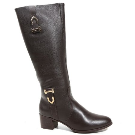 Bota Bottero 249804 Montaria Feminina Dark Brown