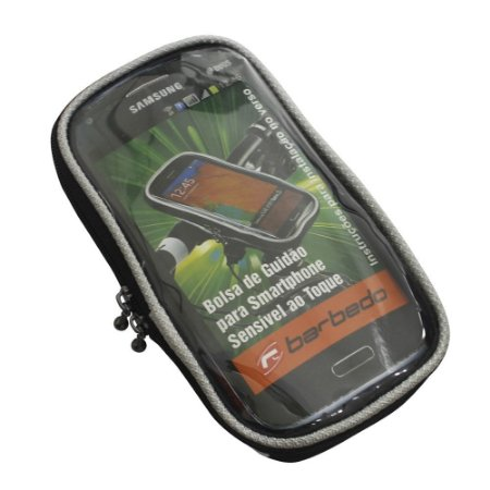 Case para Smartphone Barbedo