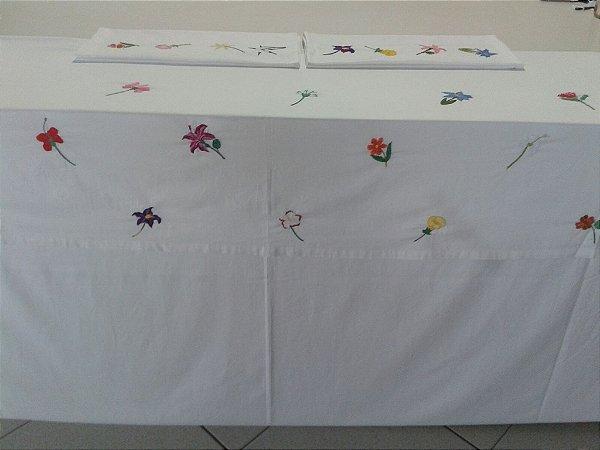 Virol Florada - Algodão Egípicio