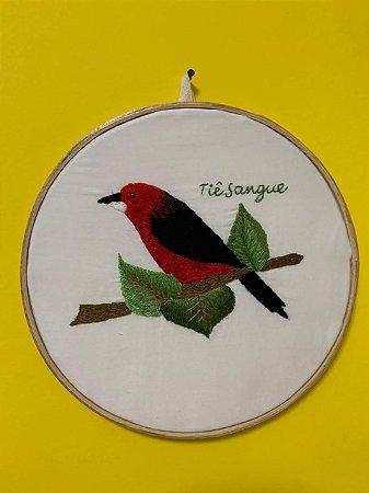 Bastidor Pássaros - SOB ENCOMENDA