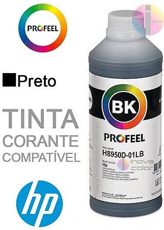 Tinta Profeel H8950-01-LC Black Corante 1 Litro