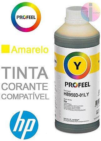 Tinta Profeel H8950-01-LC Yellow Corante 1 Litro