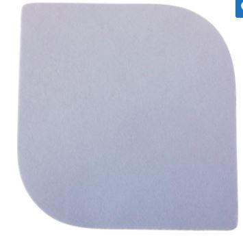 Mouse pad plano básico Naipe para sublimação pc/10