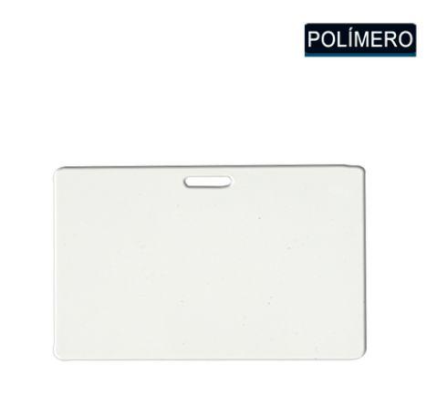 Crachá Horizontal em Polímero para Sublimação – 5 x 8 x 0,3cm