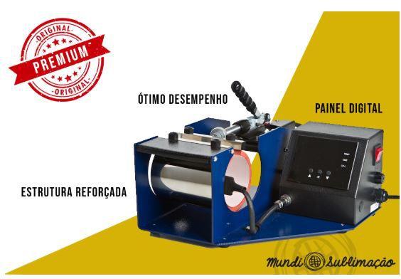 Prensa Térmica de Caneca Mundi Premium - 220v
