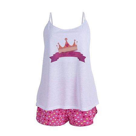 Pijama Feminino Dia Das Mães
