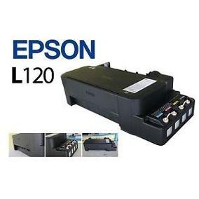Epson Multifuncional L120 Com Bulk + 400ml Tinta Sublimática