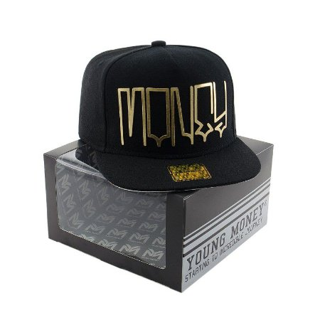 BONE ABA RETA YOUNG MONEY SNAPBACK PTO MONEY