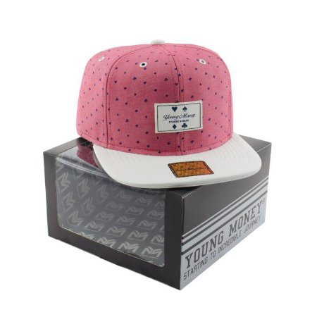 BONE ABA RETA YOUNG MONEY SNAPBACK VER POKER SERIES