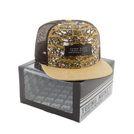 BONE ABA RETA YOUNG MONEY SNAPBACK YME TRUCKER MRR