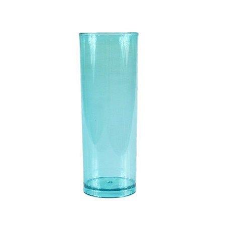 LONG DRINK TIFANY TRANSLUCIDO P/ TRANSFER LASER OU SERIGRAFIA 1UN